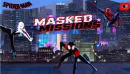 spiderman masked missions