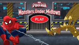 spiderman monsters under midtown